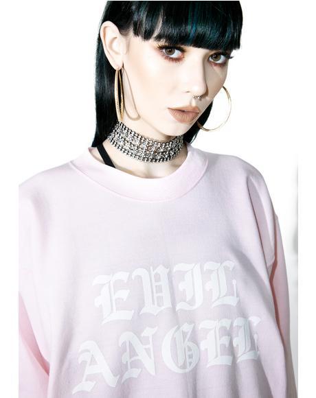 Evil Angel Sweater
