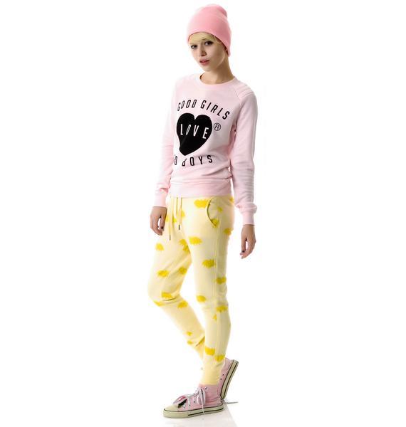 Zoe Karssen Good Girls Love Bad Boys Sweater