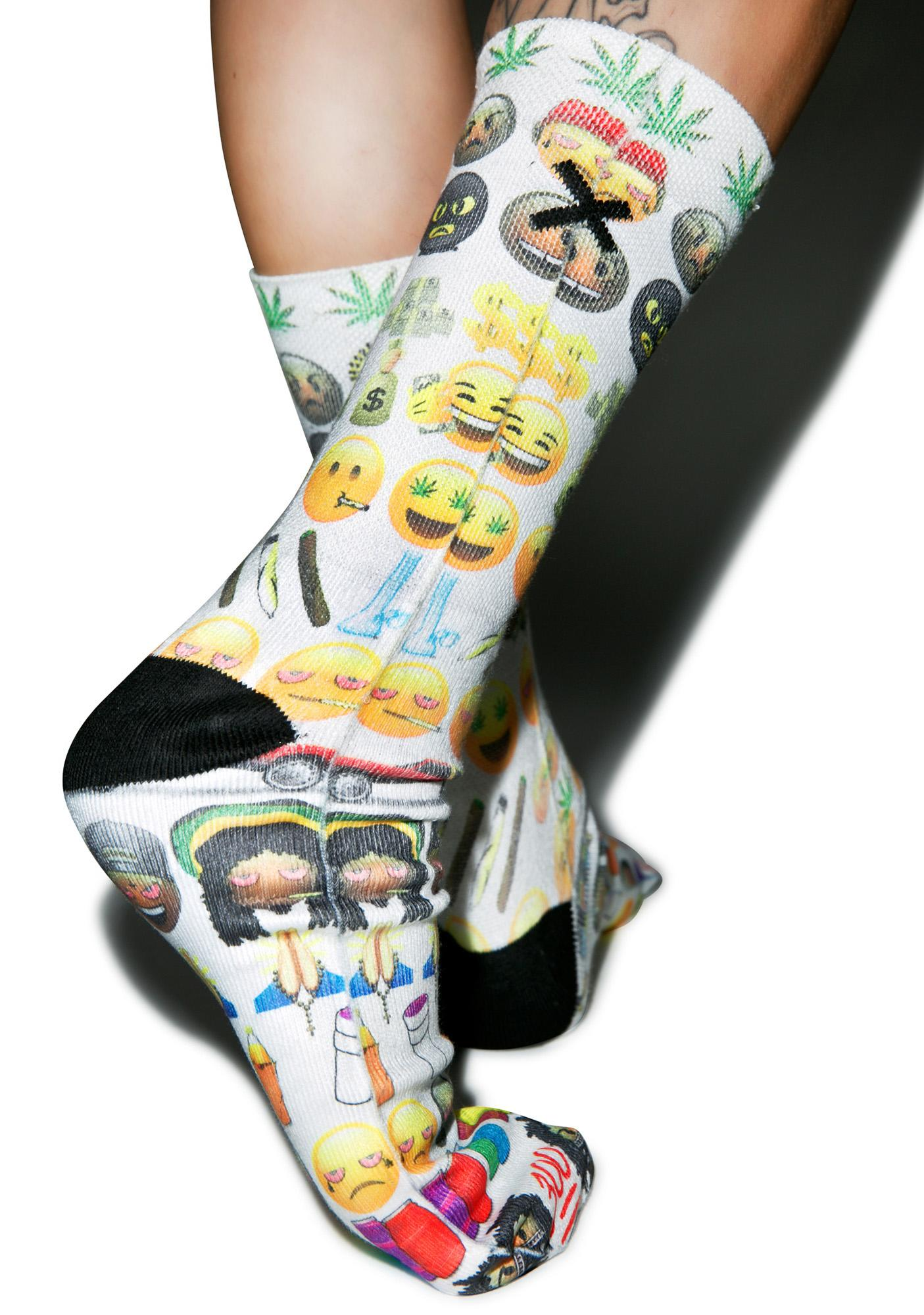 Odd Sox Emo G's Socks