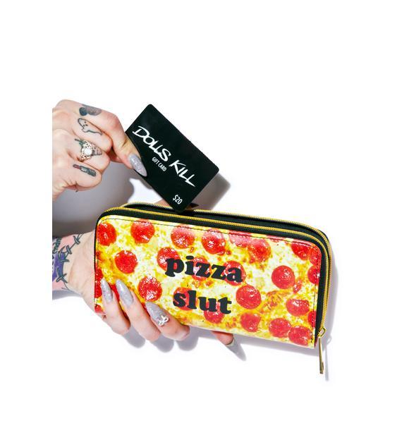 O Mighty Pizza Slut Wallet