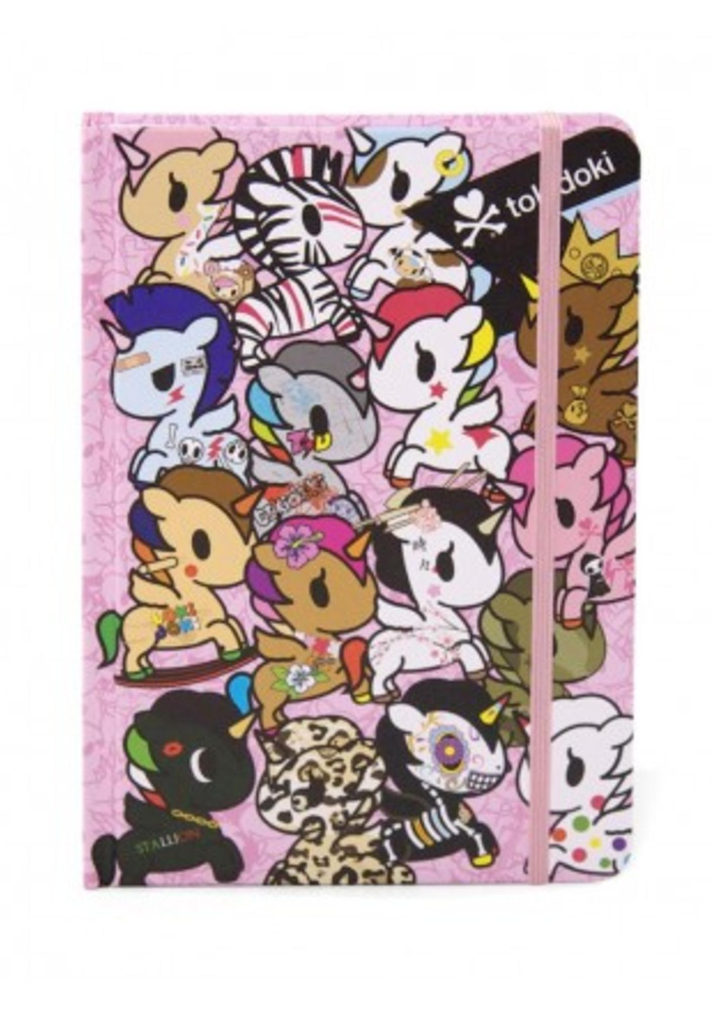 Tokidoki Unicorno Hardcover Notebook