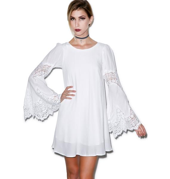 For Love & Lemons Festival Lace Dress