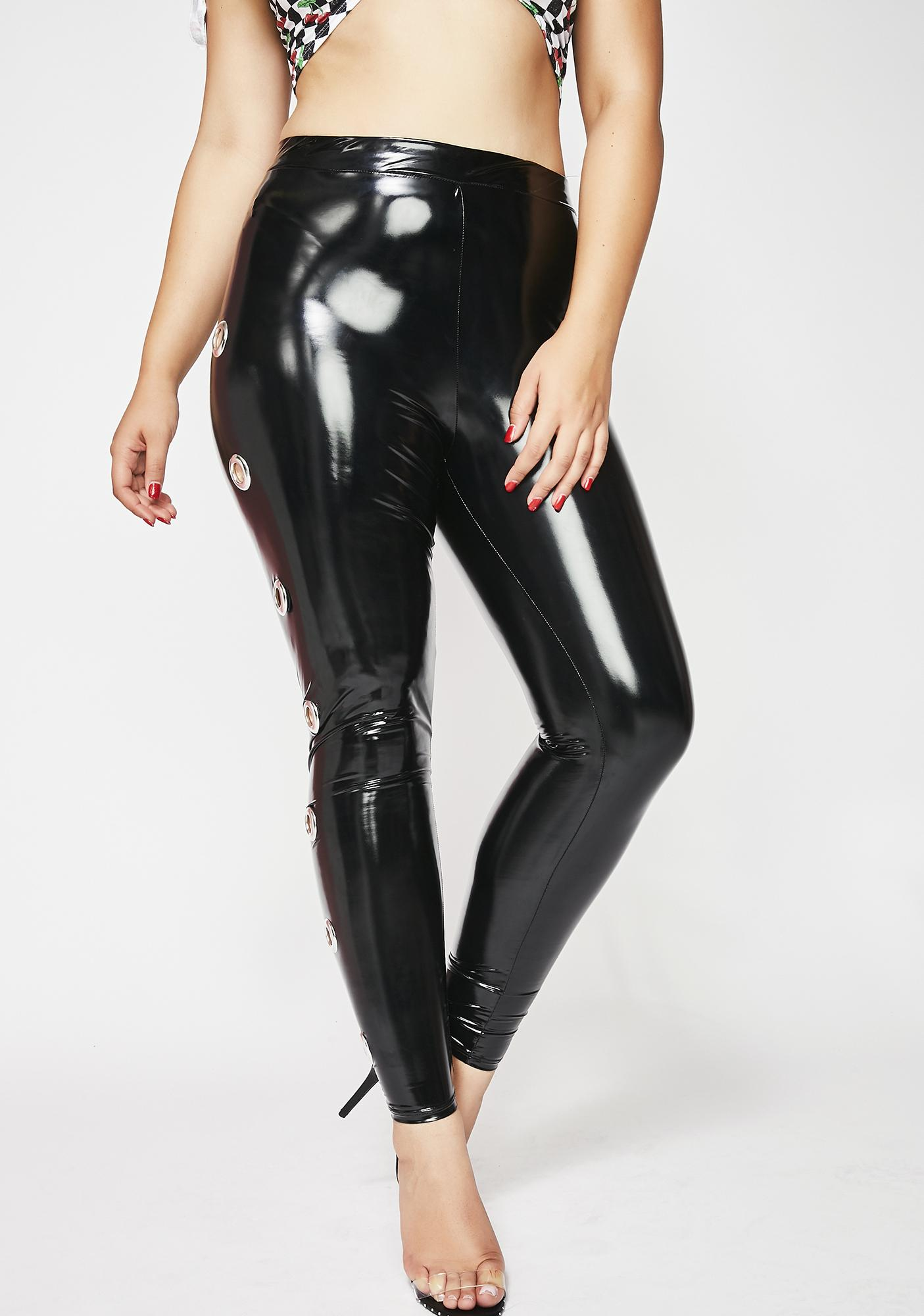 Better Than Ever Vinyl Leggings