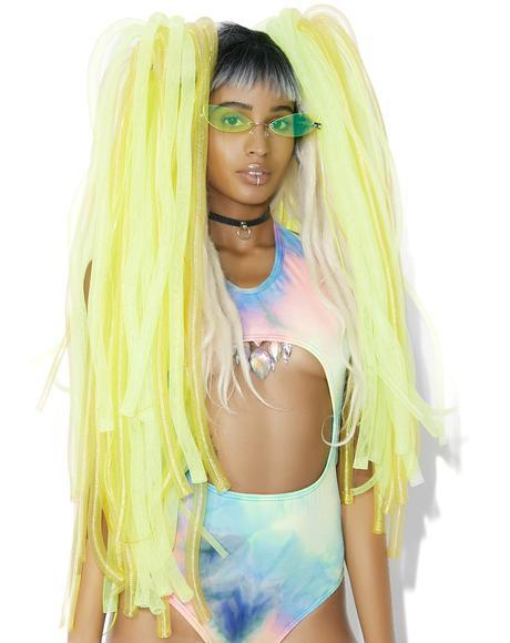 Slime Cyberlox Tie-In Hair Falls