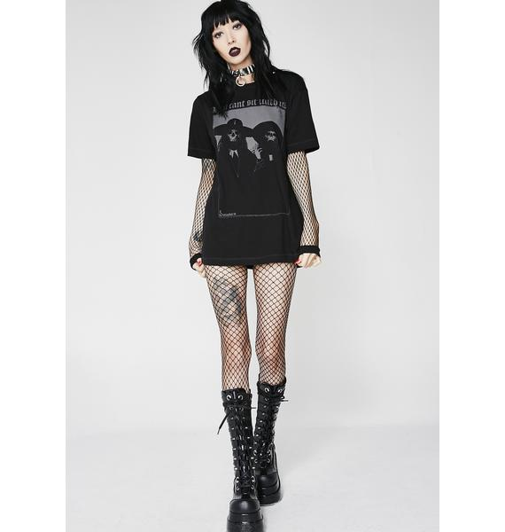 Disturbia Can't Sit With Us Tee