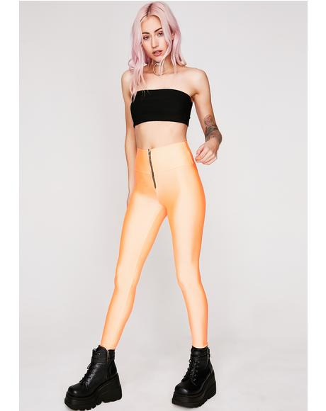 Caution Pulled Together Leggings