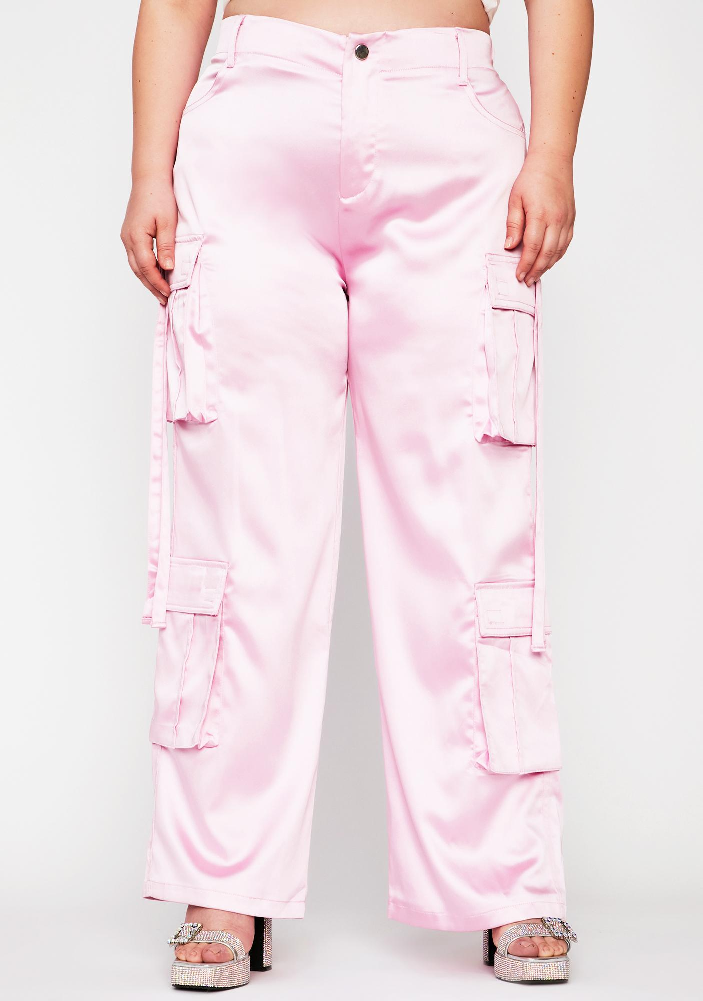 Sugar Thrillz Totally Candy Crushed Cargo Pants