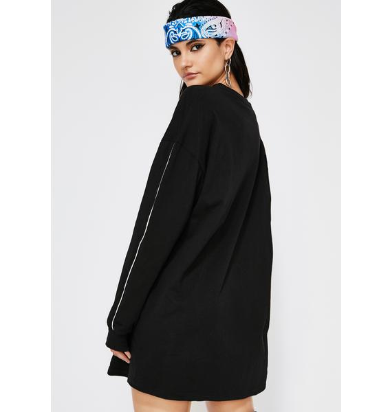 Motel Loutries T-Shirt Dress