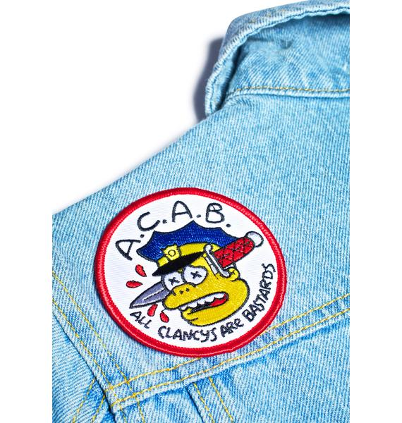 Cops Are Bastards Patch