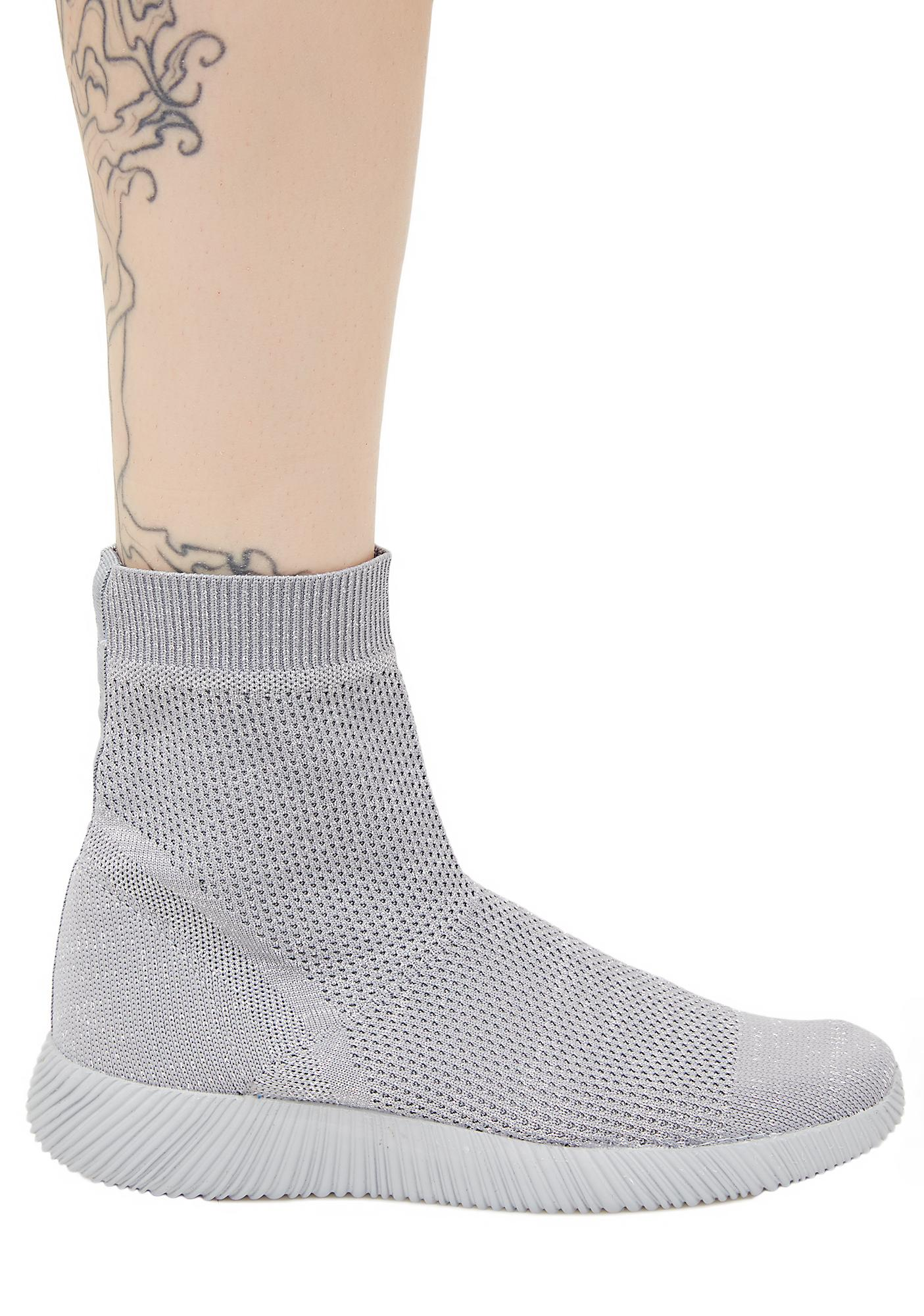 On The Fly Mesh Ankle Sneaker