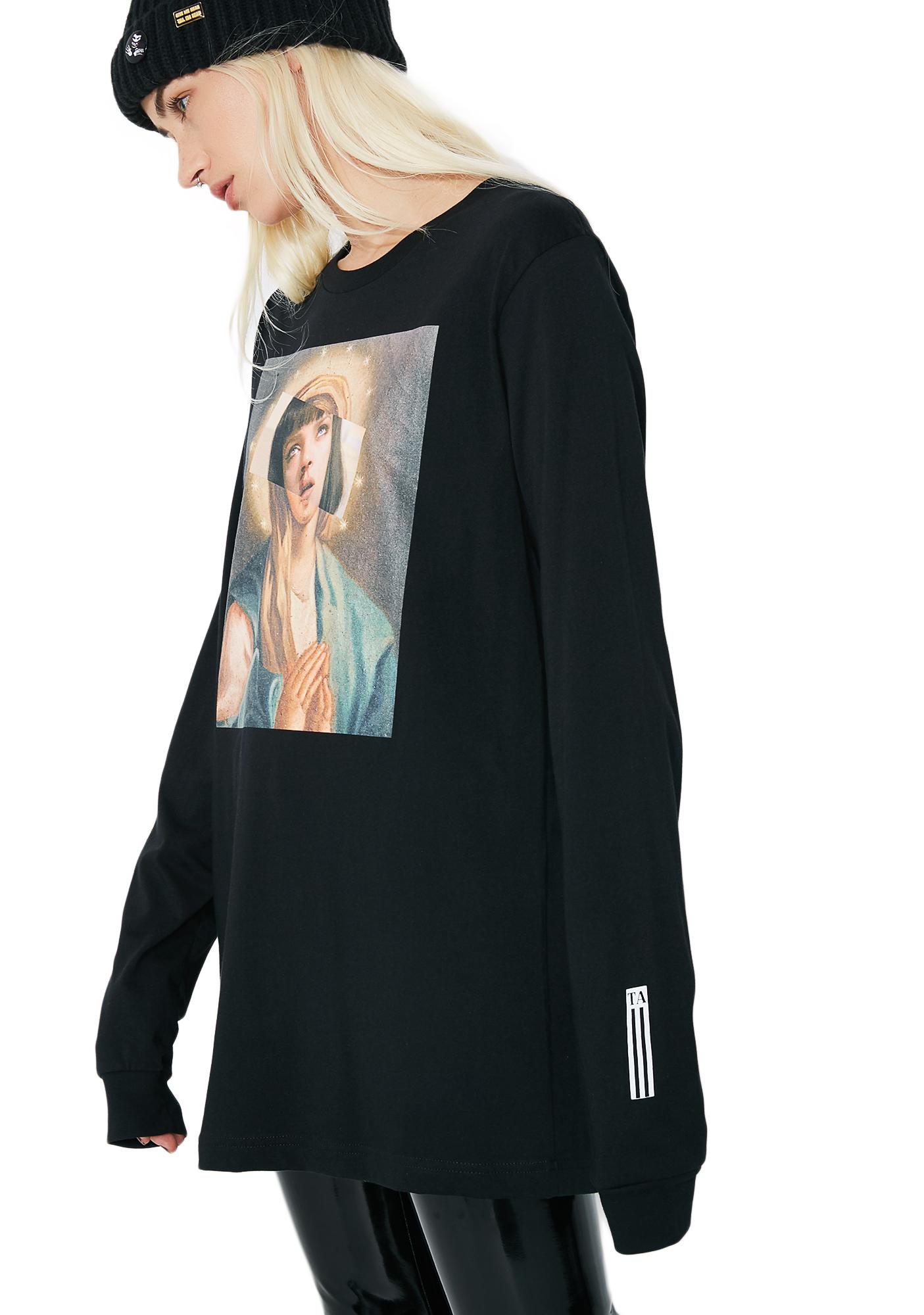 These Americans Jesus Isnt Okay Graphic Tee