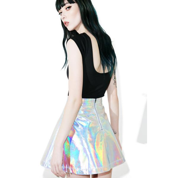 Iron Fist Wishbone Halo Skirt