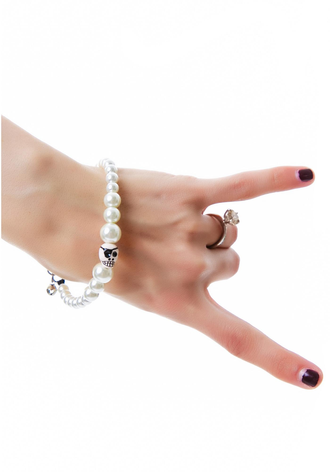 Venessa Arizaga Treasured Pearls Bracelet