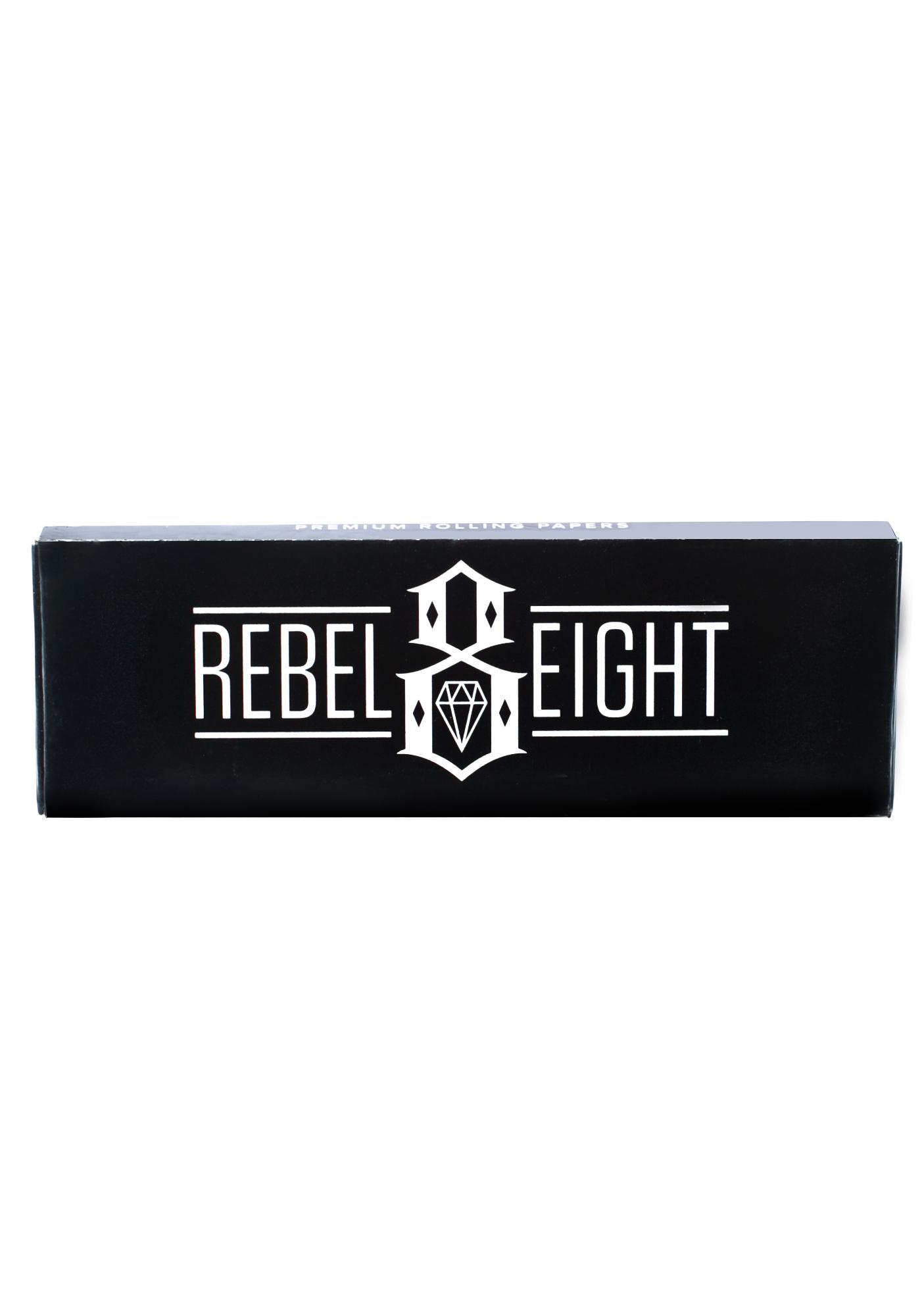 Rebel8 Smoke Something Rolling Papers