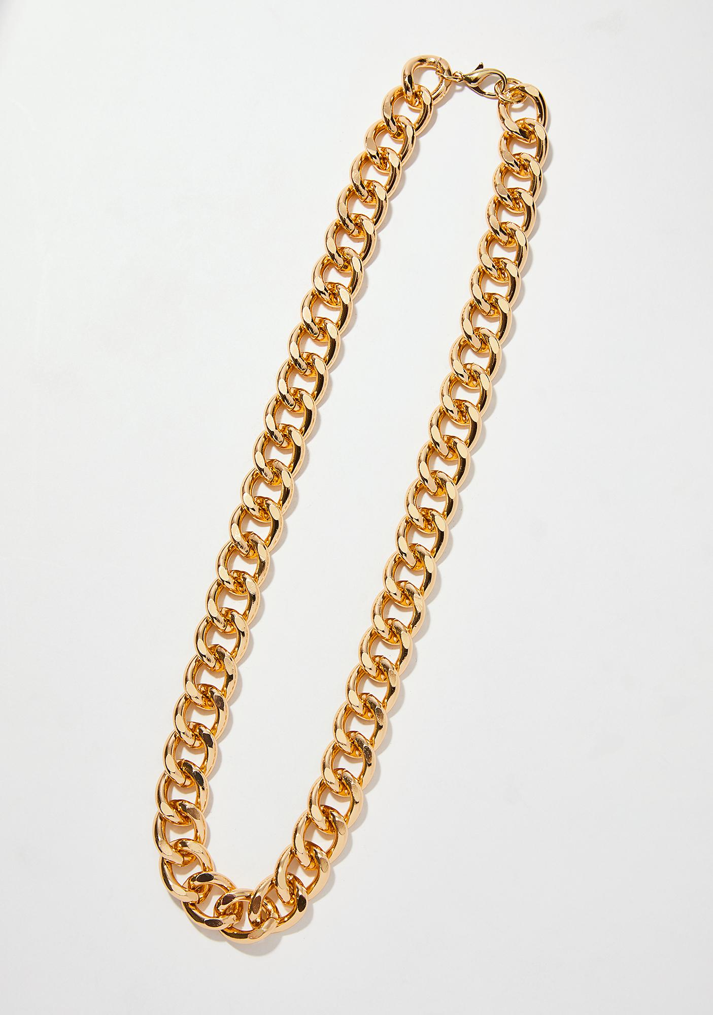 All Gold Everything Chain