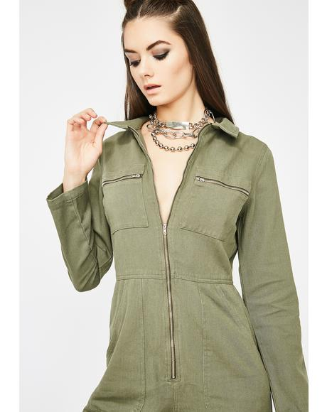 Detention Junkie Jumpsuit