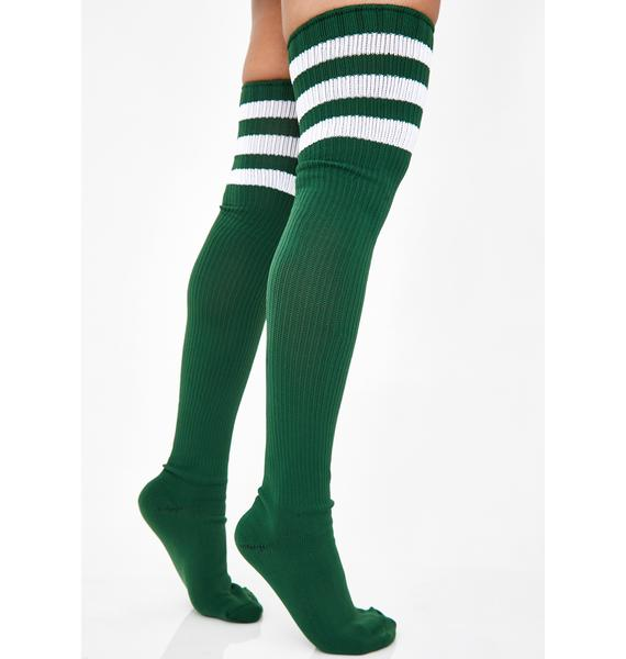 Sore Winner Thigh High Socks