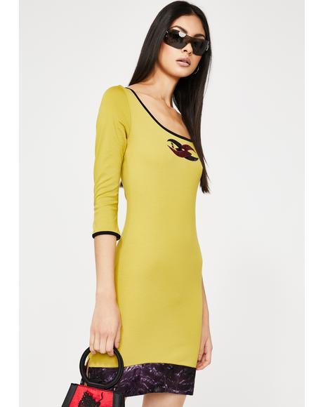 Spice Mini Dress