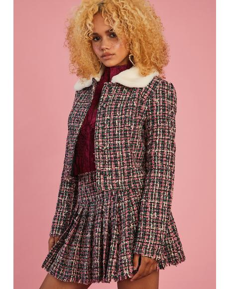 Pish Posh Tweed Jacket