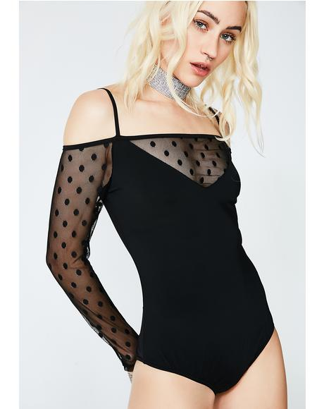 Spotty Mess Bodysuit