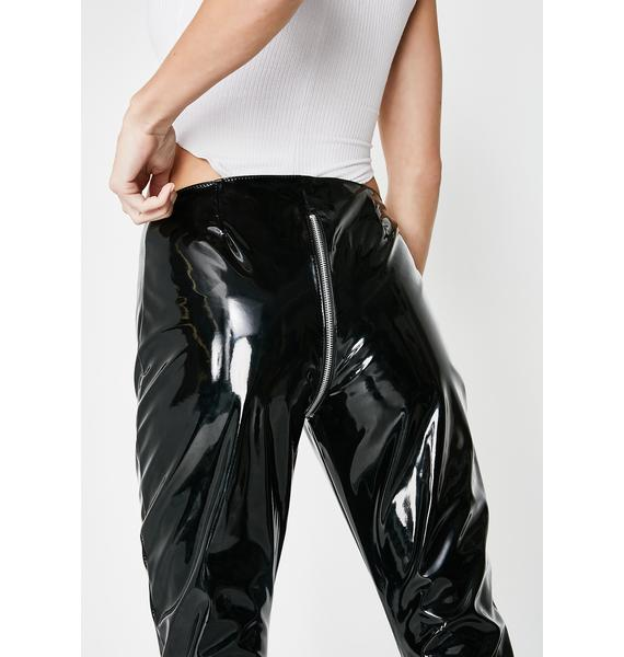 No Fear Vinyl Pants