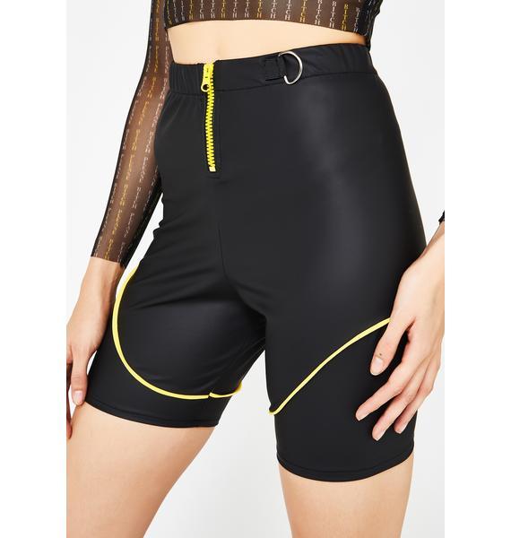 GoGuy The Originals Matte Hot Pants