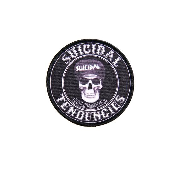 Suicidal Tendencies SSS California Patch