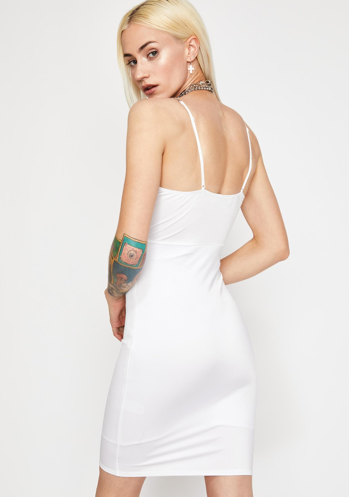 Party Gal Cut Out Dress