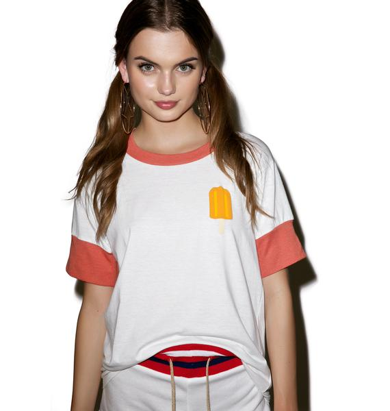 Camp Collection Popsicle Ringer Tee