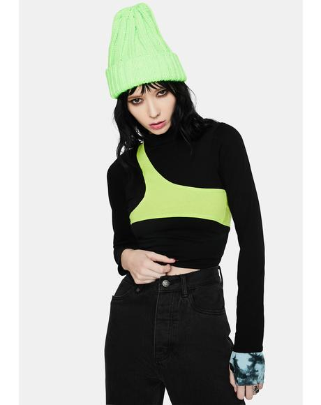 Kim Possible Crop Top