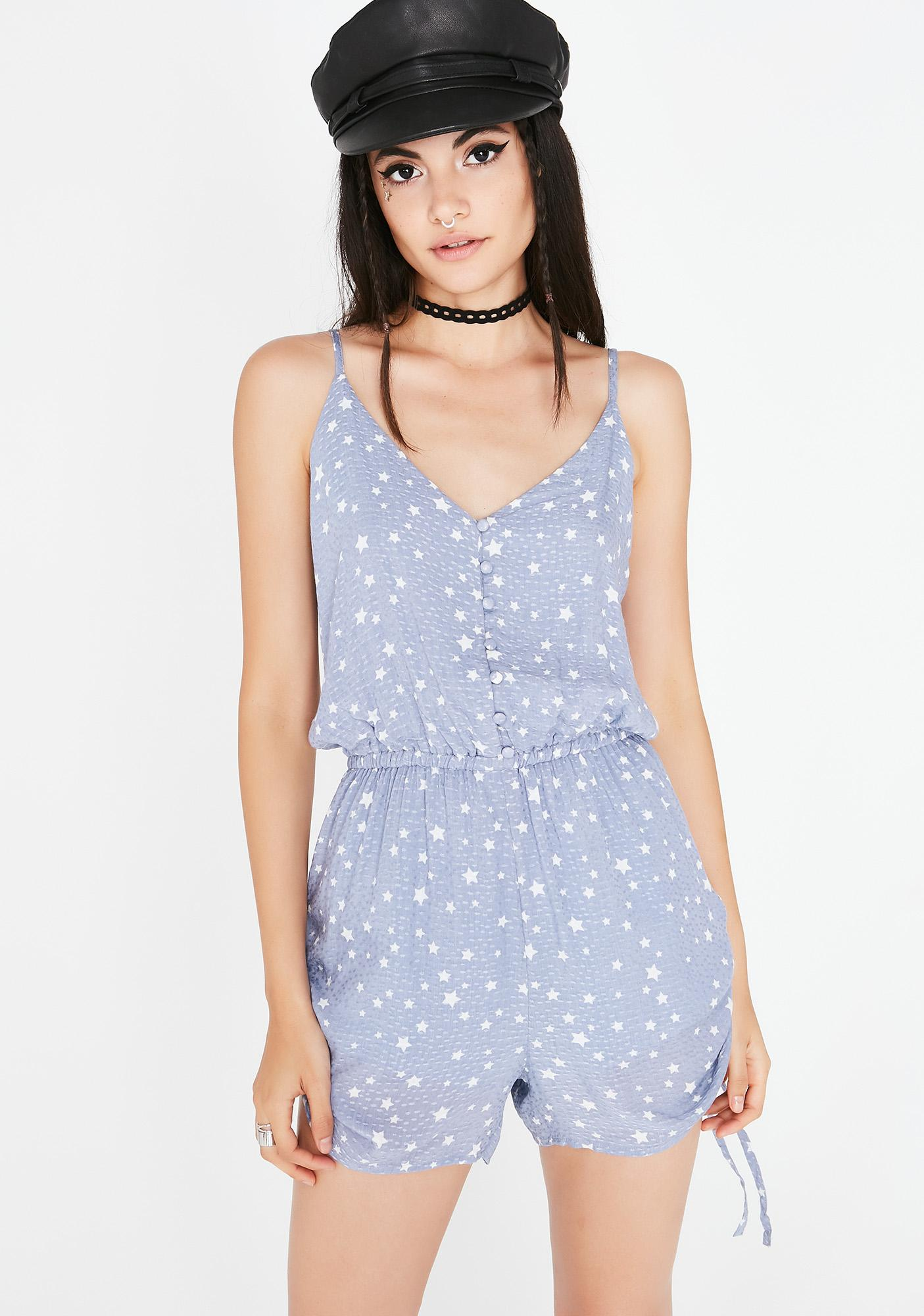 Make Your Wish Star Romper