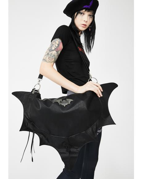 Bat Wing Shoulder Bag