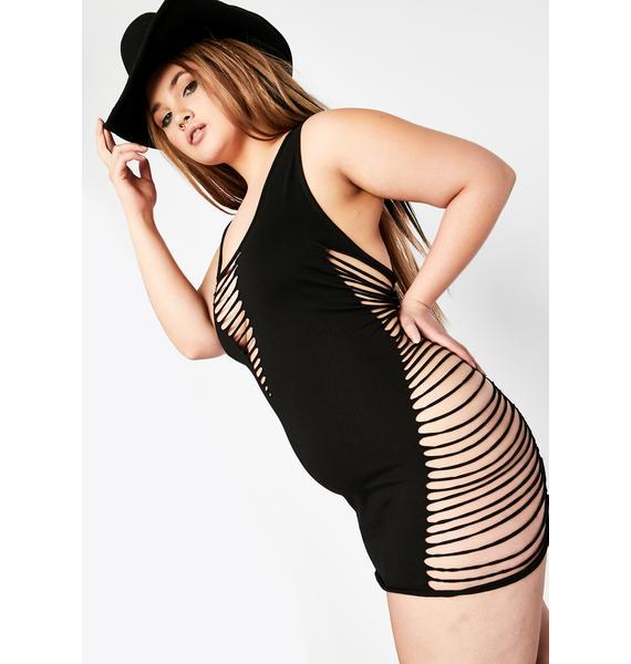 Club Exx Mz Ride The High Bodycon Dress