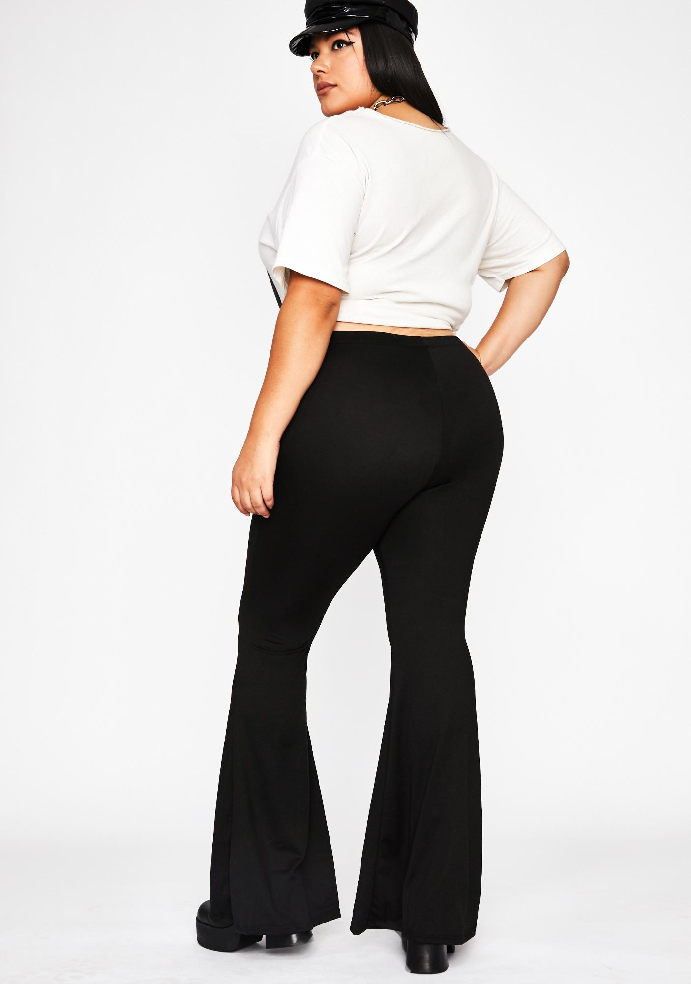 Totally Radical Love Flare Pants