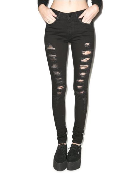 Sybil Denim Jeans