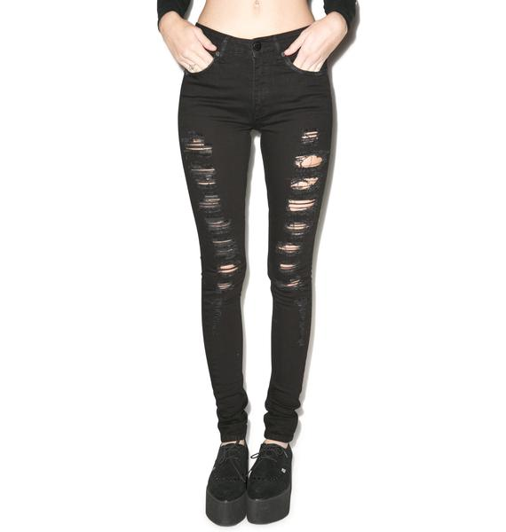 Courtshop Sybil Denim Jeans