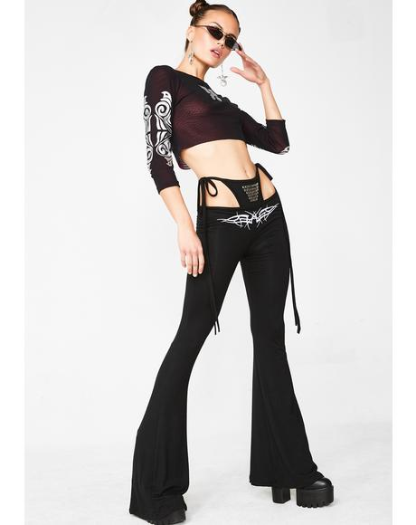 Tribal G String Pants