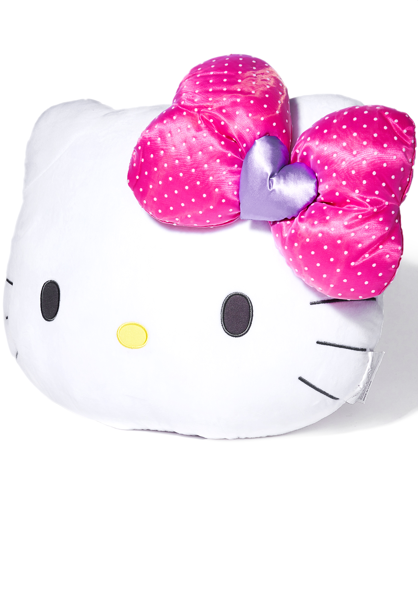 Sanrio Face Cushion