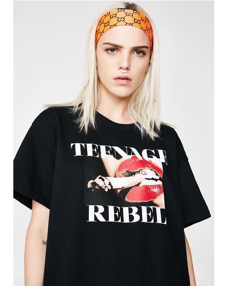 Teenage Rebel Tee