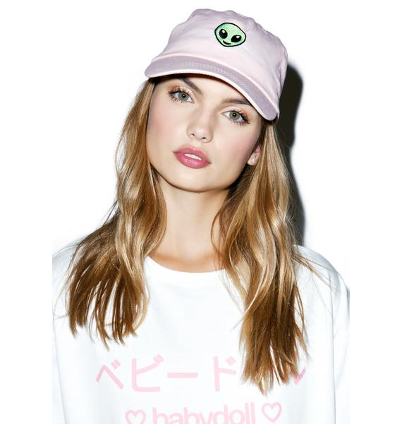 Alien Lover Dad Hat
