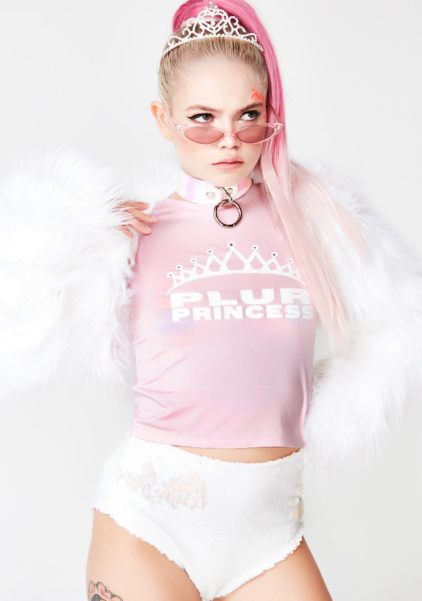 Club Exx Plur Princess Tee