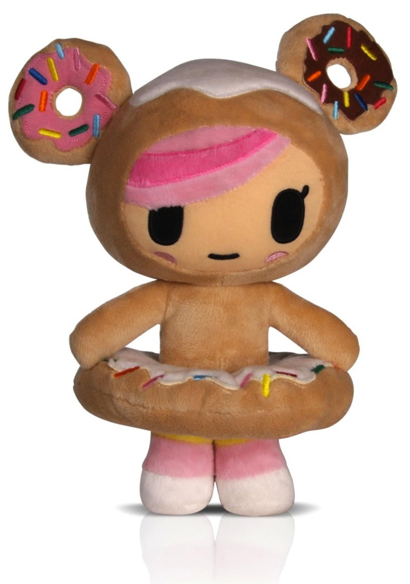 Tokidoki Donutella Plush Toy