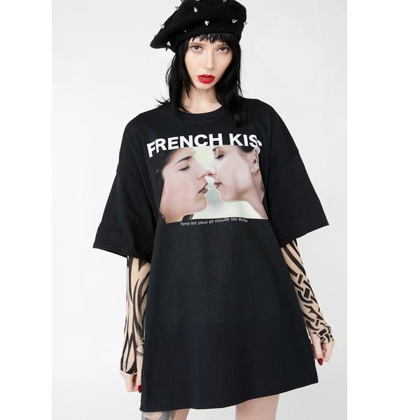NYCXPARYS French Kiss Tee