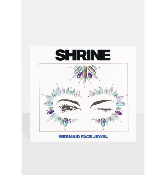 SHRINE Mermaid Face Jewel