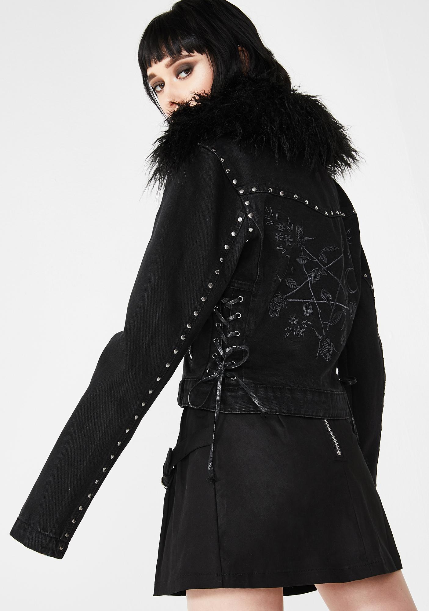 Killstar Anya Jacket