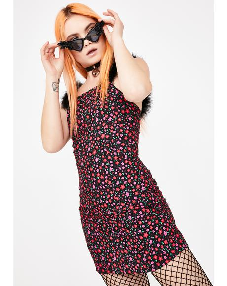 Raven Mini Dress
