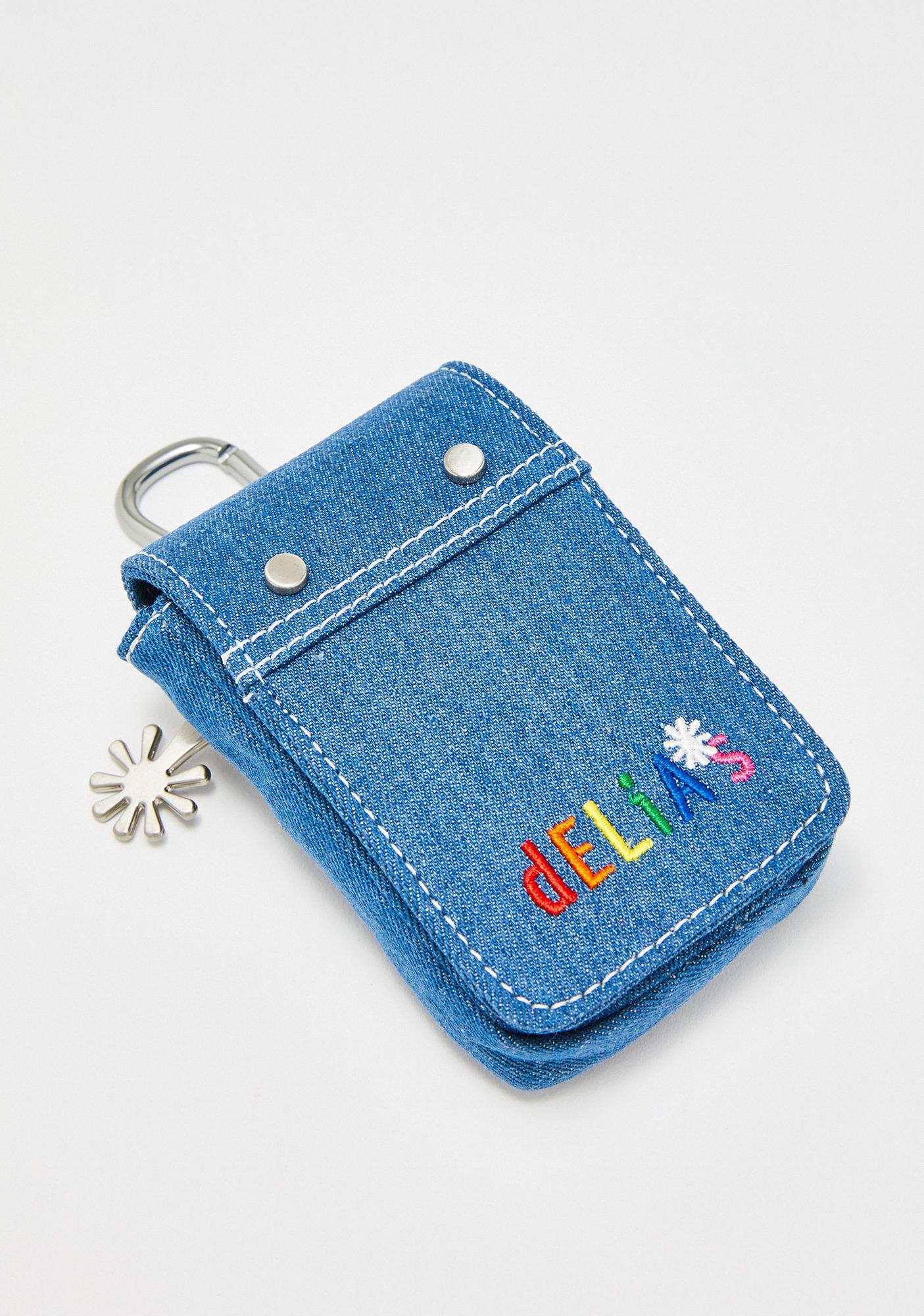 dELiA*s by Dolls Kill Call Me Beep Me Beeper Pouch