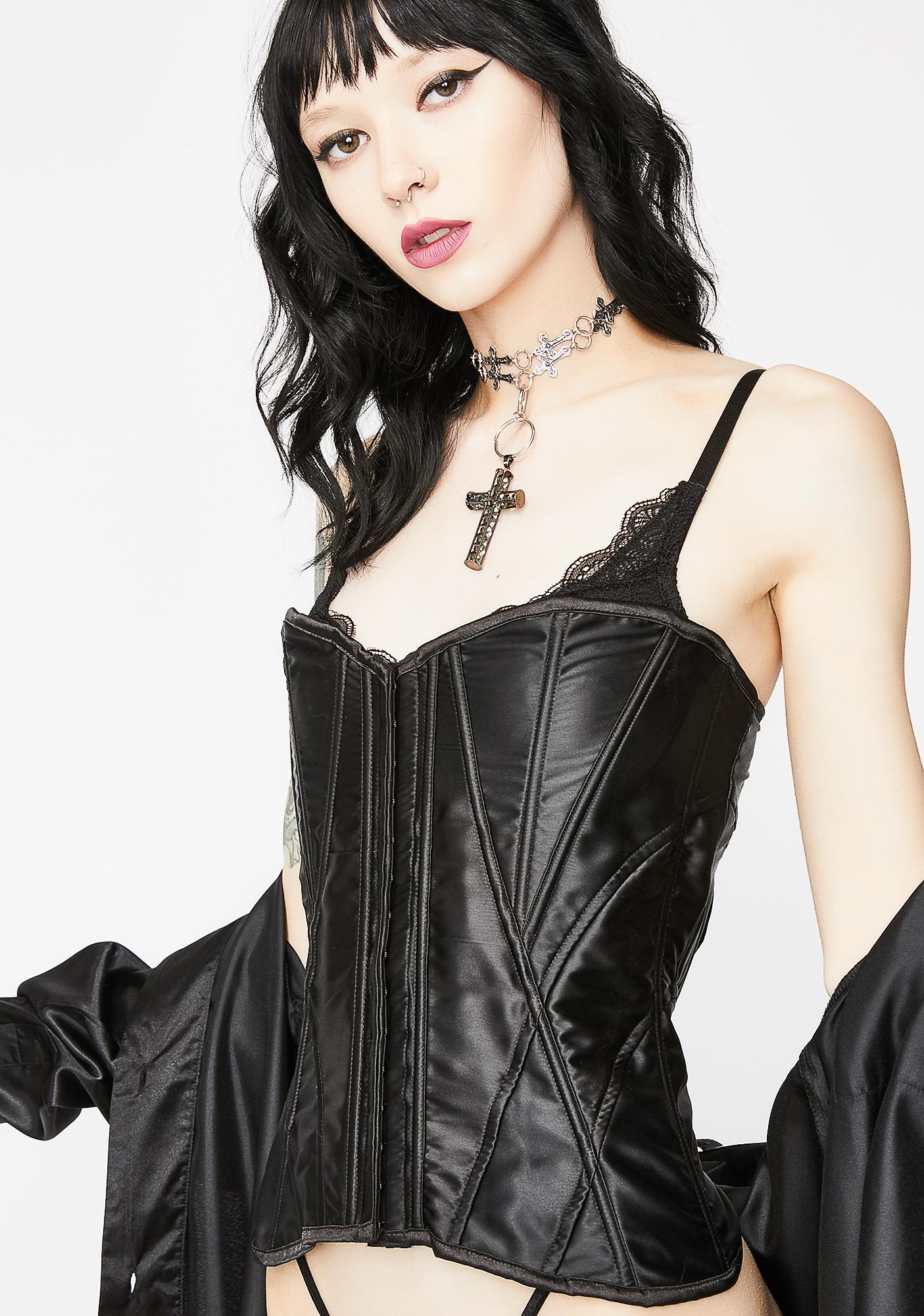 Vampy Vixen Corset