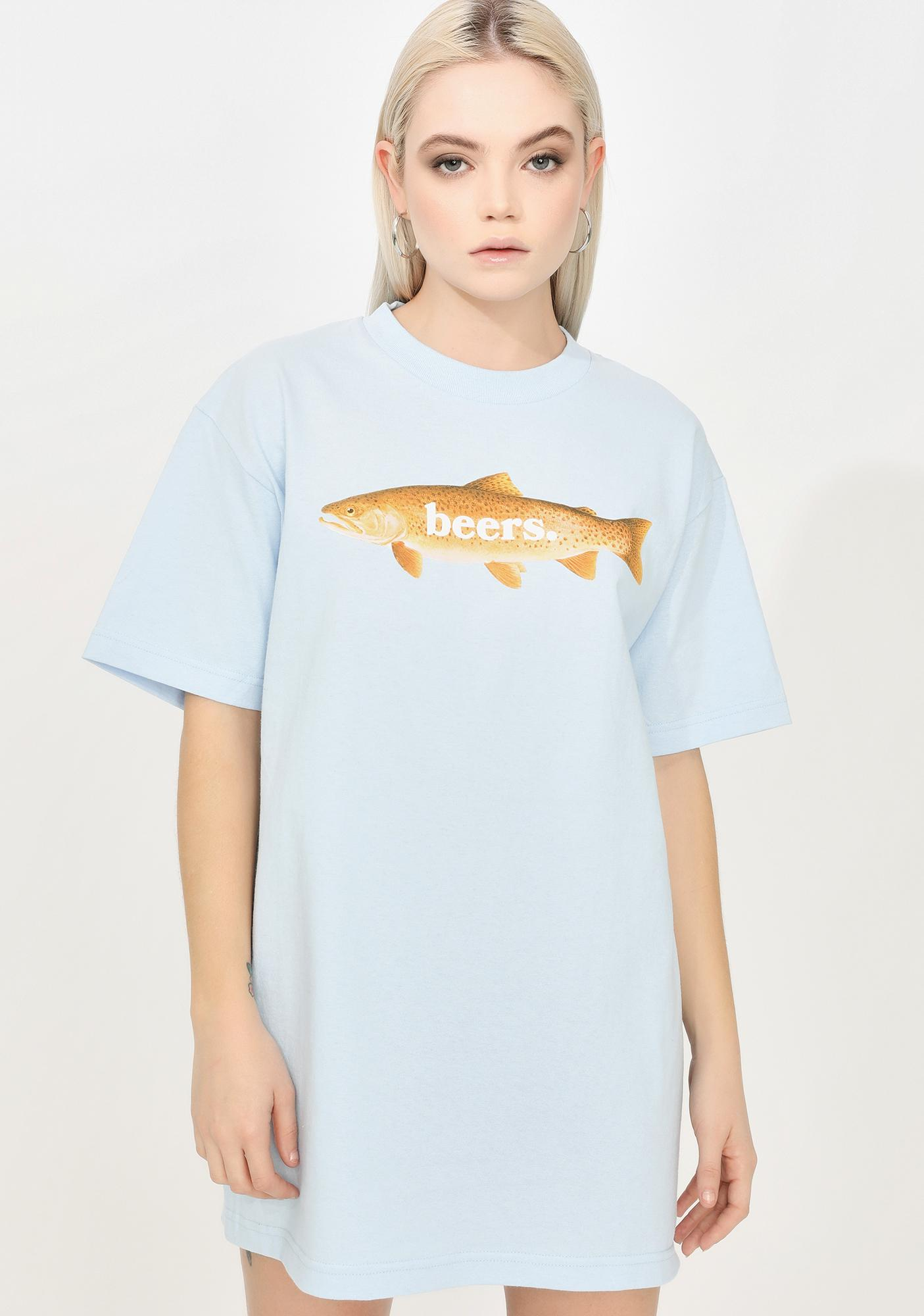 Beers Trout Graphic Tee