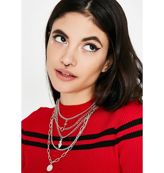 Dare Me Layered Necklace